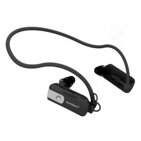 Rep Mp3 4Gb Waterproof SunstecTRITON4GBBLACK