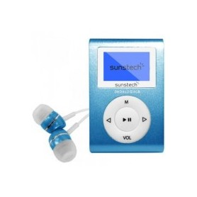 Reproductor MP3 SUNSTECH DEDALOIII4GBBL